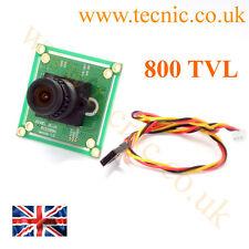 800tvl  FPV Camera 5v to 20v 2.8mm Lens Seriously Good Value
