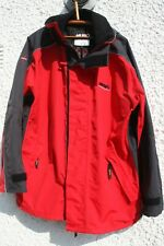 MUSTO XL rain jacket breathable. never worn