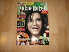 TOKIO HOTEL STAR GUIDE POSTER SPECIAL GERMAN New