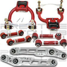 Truhart FRONT REAR CAMBER,Toe, Lower Control Arms for 92-95 Civic 94-01 Integra