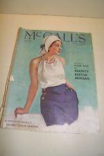 June 1934 McCall's Magazine