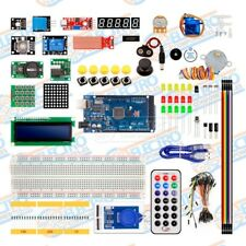 Kit MEGA 2560 XL Starter Sensores 100% Compatible - Arduino Electronica DIY