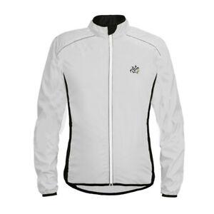 Men Cycling Windbreaker Wind jacket Waterproof MTB Clothing Reflective Wind Coat
