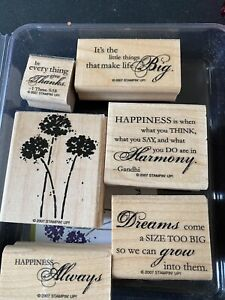 stampin up sentiments