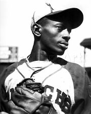 "Satchel Paige Kansas City Monarchs Negro League MLB Baseball Photo 11""x14"" 1"