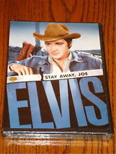 ELVIS PRESLEY STAY AWAY JOE DVD SEALED!