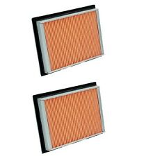 Set of 2 Air Filters Opparts 12838014 Fits Honda Civic Infiniti FX35 Nissan Juke