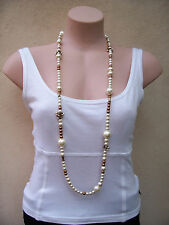 MIMCO PEARL WONDER STRAND / necklace, BNWT, RRP $199