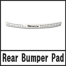 Rear Bumper Protecter Aluminium Pad For 07 12 Hyundai i800 iMax H1