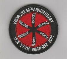 USMC VMGR-252 90TH ANNIVERSARY SHOULDER PATCH NEW!!!