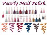 Flormar Enamal Nail Polish Pearly  Coat Extra Shiny 11 ml FREE DELIVERY