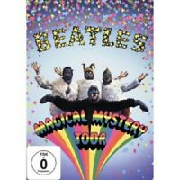 THE BEATLES - MAGICAL MYSTERY TOUR  DVD  CLASSIC ROCK & POP  NEW!