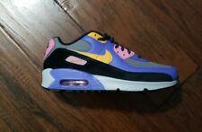 Nike Air Max 90 GS 5 Youth 5y Perisan Violet Pollen Rise ACQ Boy Shoe Ct9630-500