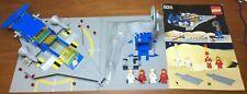 Premium Lego Classic Space 928 497 Galaxy Explorer Cruiser Complete Instructions