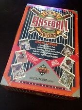 1992 Upper Deck MLB Baseball Cards High Series Unopened Box