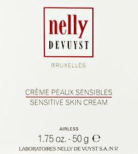 Nelly De Vuyst Sensitive Skin Cream 1.75oz(50g) Fresh New