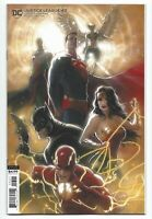 Justice League #43 2020 Unread Kaare Andrews Card Stock Variant Cover DC Comics