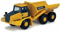 ERTL John Deere Dump Truck, Yellow Collect ' n Play 46244 - Diecast & Plastic