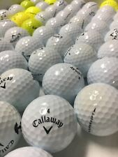 60 Callaway SuperSoft Used Golf Balls Great Condition Actual Balls For Sale