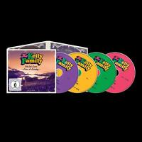 THE KELLY FAMILY - WE GOT LOVE-LIVE AT LORELEY (DELUXE EDITION)  3 CD+DVD NEU