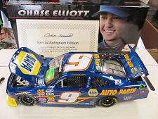 Chase Elliott #9 Napa Autographed Camaro Action 1/24 2014 Original 1 of 2,256