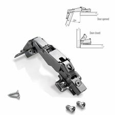 Box of 50 Door Hinge GTV Soft Close Angular 165 Deegre ZE