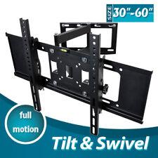 TV Bracket Wall Mount Swivel 42 47 48 49 50 55 60 65 70'' Full Motion LCD LED