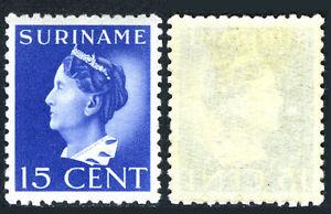 Surinam 175, MLH. Queen Wilhelmina, 1941