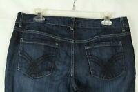 Mossimo Women's Jeans Boot Cut Stretch Denim Medium Wash Size 10