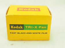 1 Roll Vintage Kodak TRI-X Pan EXP 20 135 B & W  fast 35m slide Film unexposed