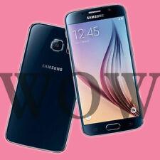 Samsung Galaxy S6 SM-G920T G920 32GB OHNE Simlock Schwarz 4G LTE HANDY UNLOCKED