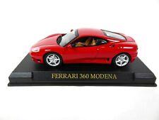 Ferrari 360 Modena 1:43 - IXO Altaya DIECAST MODEL CAR DP01