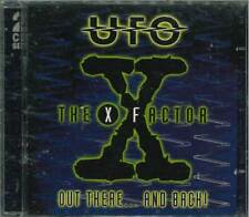 "♪♫ UFO ""The X Factor. Out There… And Back!"" 2CD Best Of-Album"