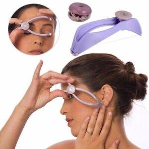 Mini Facial Hair Remover Spring Threading Epilator Face Defeatherer Beauty Tool