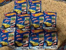 Hot wheels Mini Slime & Flick Car Blind Bag Lot Of 10
