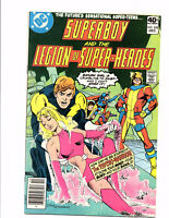 Superboy & the Legion of Super-Heroes #258 (Dec 1979, DC) - Very Good