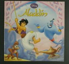 Disney Classic Collections Aladdin Pre Owned Softcover Book!