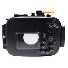 Mcoplus 60m/195ft Underwater waterproof Housing Case For Olympus Cameras TG-5