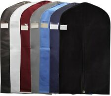 10x Breathable Quality Garment Suit Covers Clothes Dress Storage Carrier Bag