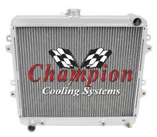 2 Row Performance Champion Radiator for 1984 - 1991 Toyota 4Runner L4 Engine