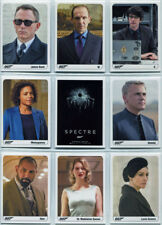 James Bond Archives 2017 Spectre SkyFall Expansions Complete 24 Card Chase Set