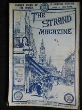 The Strand Magazine; June 1895 - A Conan Doyle, L T Meade, New Zealand, Games