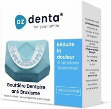 Gouttière Dentaire Nocturne Protège Grincements Ajustable Confortable Santé Neuf