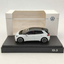 1:43 Volkswagen VW ID.3 White Diecast Models Limited Edition Collection