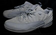 d4e2ee40b0551a NIKE AIR JORDAN 12 XII Retro Low Wolf Grey Sneakers Shoes (Size 14)
