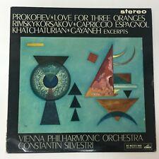 ASD 400 ED1 WG UK EMI HMV Silvestri VPO Prokofiev Rimsky-Korsakov Khatchaturian