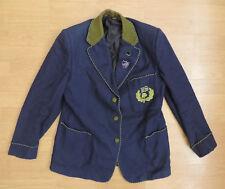 Chaqueta blazer para hombre Escuela Canotaje Azul bellota Roble Mod Doody a medida R5-34