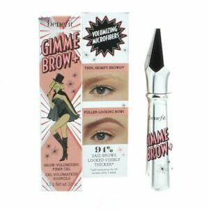Benefit Light Eyebrow Gel Gimme Brow+ Volumising Fiber Gel Shade 2 Brand New