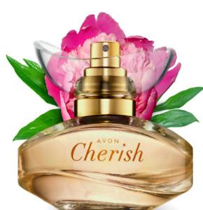 avon cherish eau de parfum 50ml new/sealed