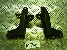 M74 HONDA CBR125 CBR 125 INJECTION KPP ENGINE MOUNT BRACKETS FREE UK POST